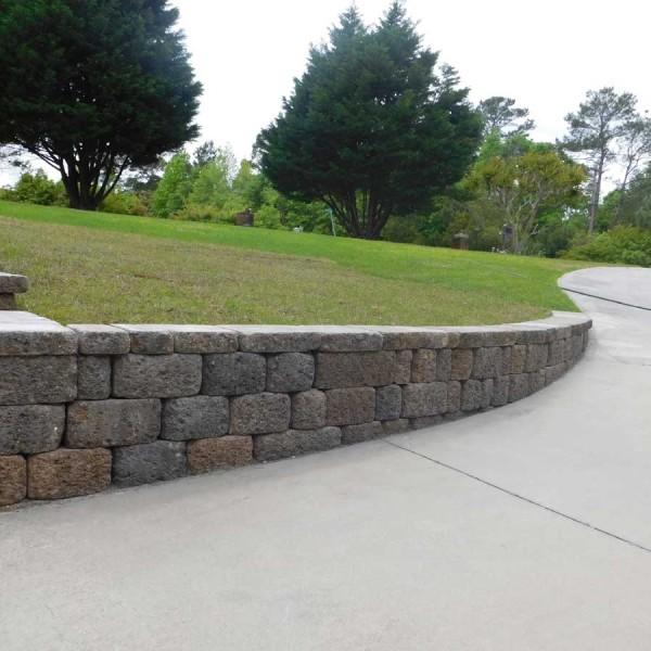 Kellam Retaining Wall